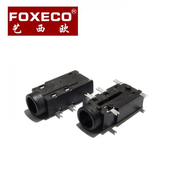 耳机插座贴片PJS381F0