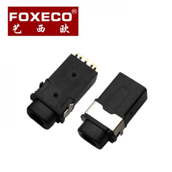 防水耳机插座PJS36110