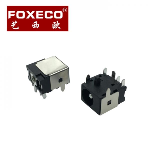 DC电源插座插件DCD0044C